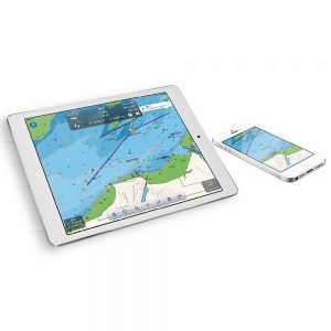NavLink is a marine navigation app for iPhone/iPad.