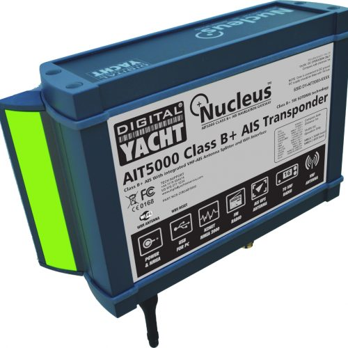 AIT5000 is a 5W AIS Transponder