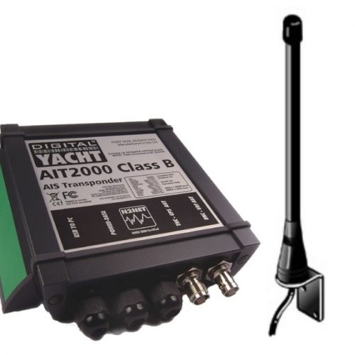 AIS Transponder Class B and A - Digital Yacht