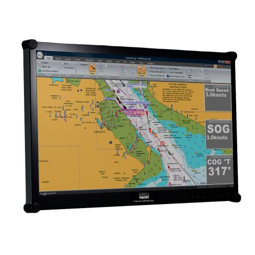 S124 is a HD LCD marine monitor